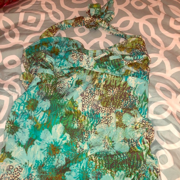 Jaclyn Smith Other - JaclynSmith Tankini Top!